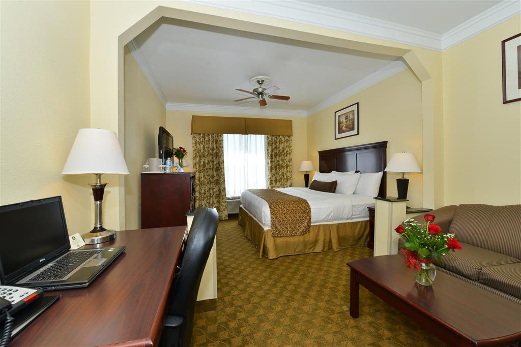 Best Western Lone Star Inn - Chambres / Logements