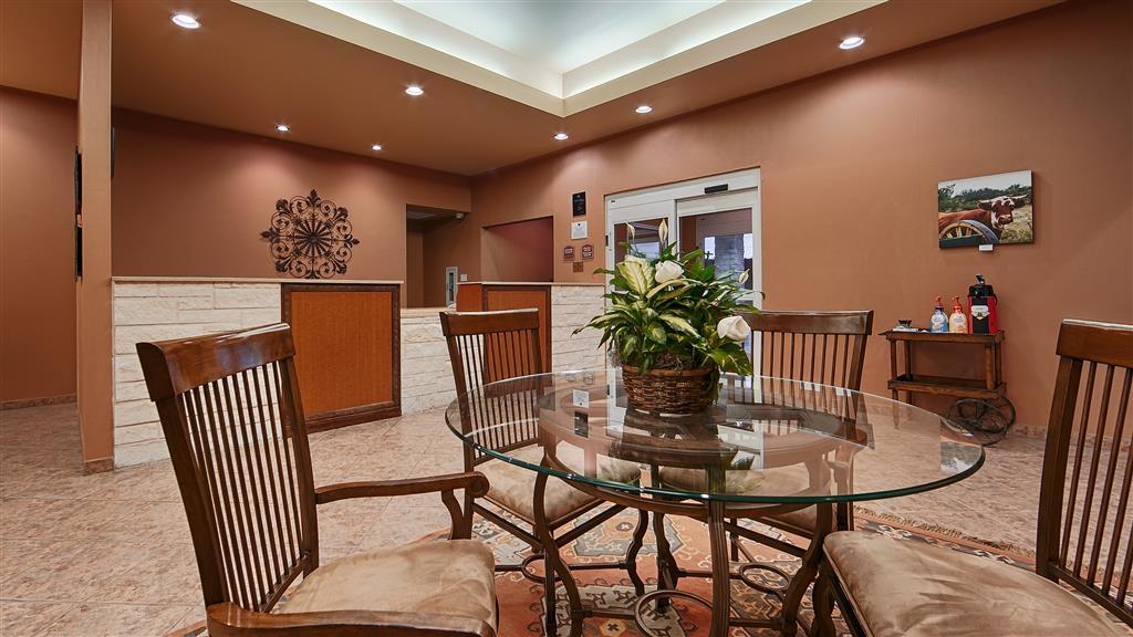 Best Western Dos Rios - Hall dell'hotel
