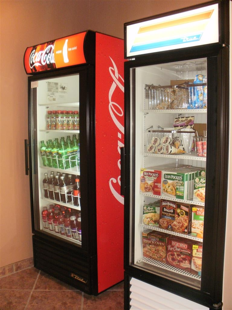 Best Western Dos Rios - Enjoy a late-night snack in our Suite Shop available 24-hours in the lobby. We have lots of good snacks. We carry ice cream,candy,healthy snacks and much much more.