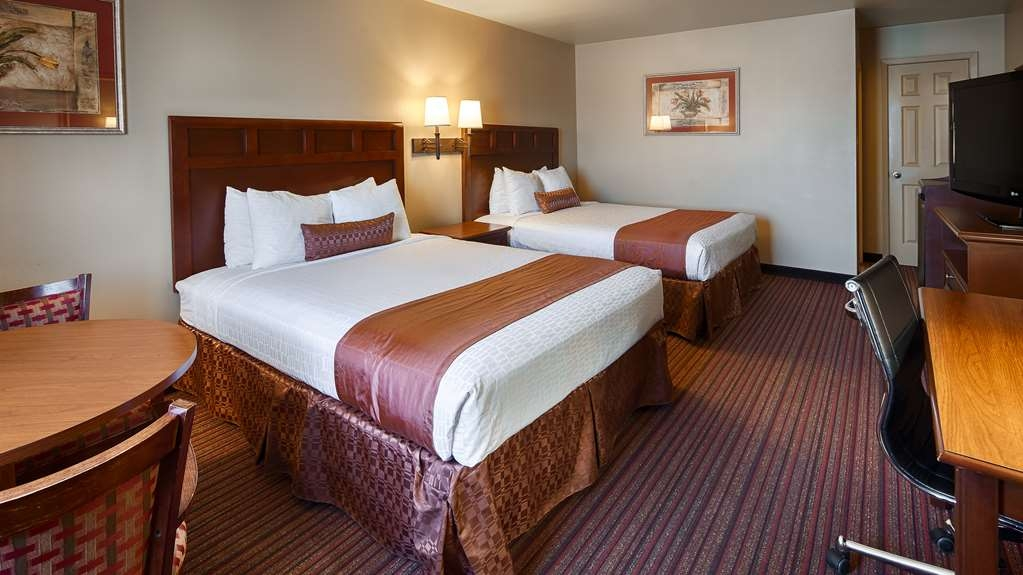 Best Western Dos Rios - Two Queen Beds
