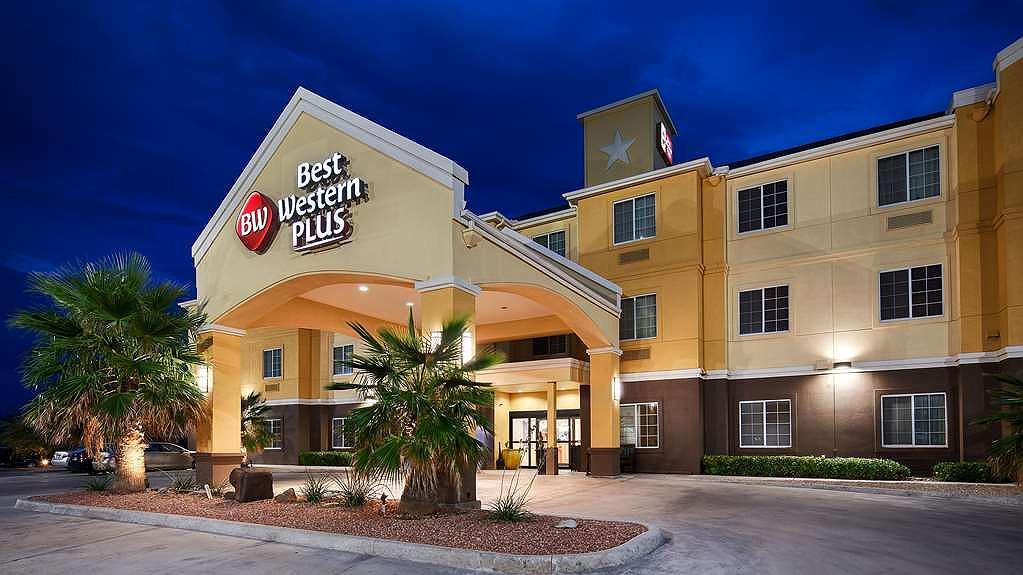 Best Western Plus Monahans Inn & Suites - Façade