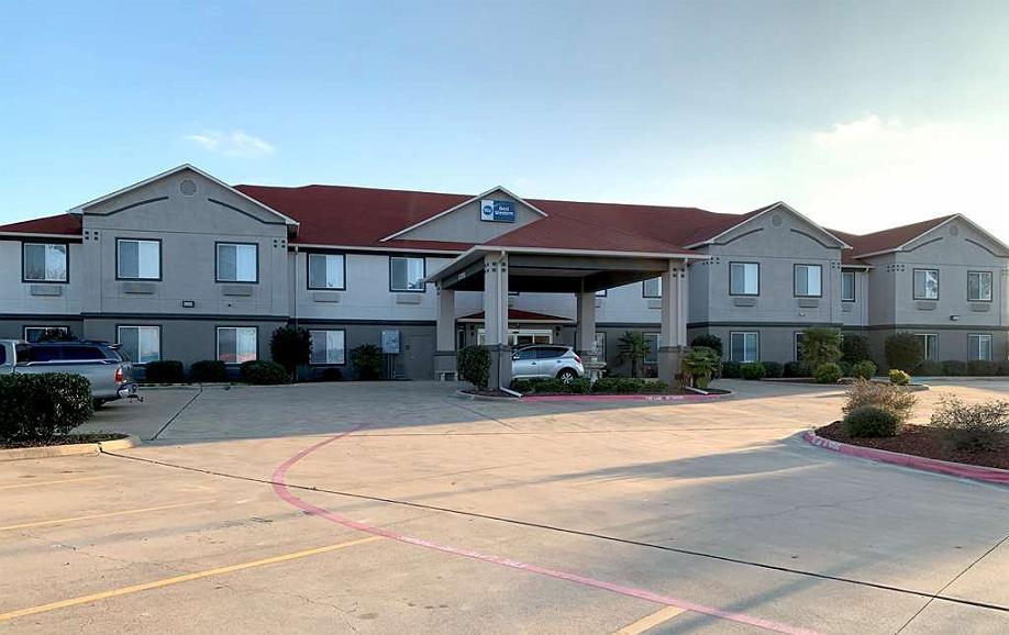Best Western Limestone Inn & Suites - Vista exterior