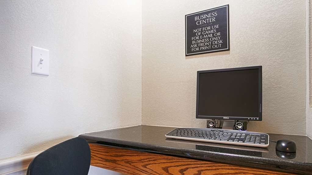 Best Western Limestone Inn & Suites - Free high-speed Internet and printer are available for all guests in our business center.