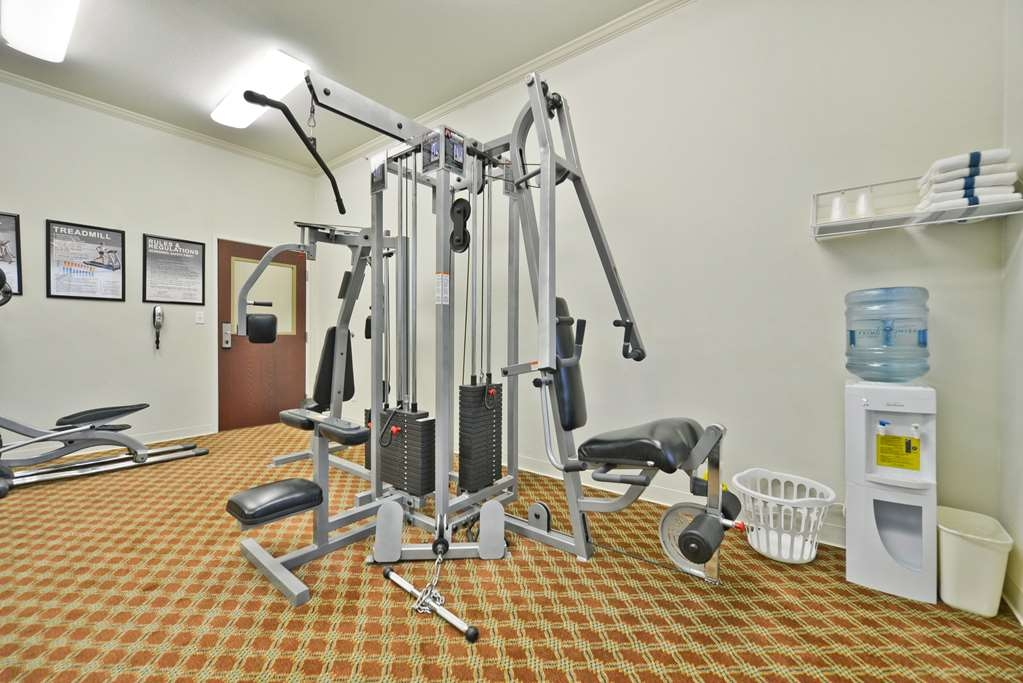 Best Western Limestone Inn & Suites - Our fitness center includes state-of-the-art equipment to help you stay fit while on the road.
