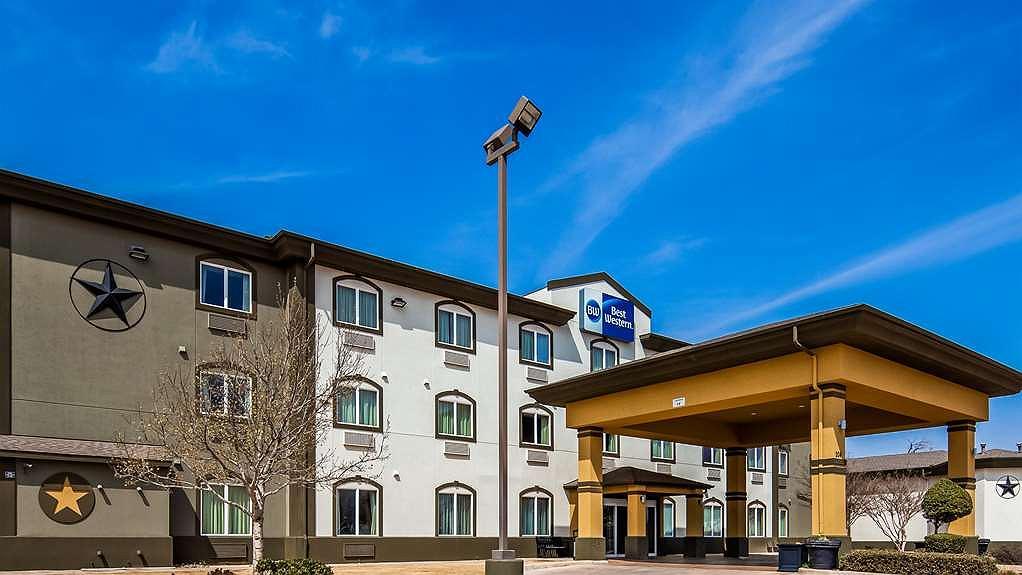 Best Western South Plains Inn & Suites - Aussenansicht