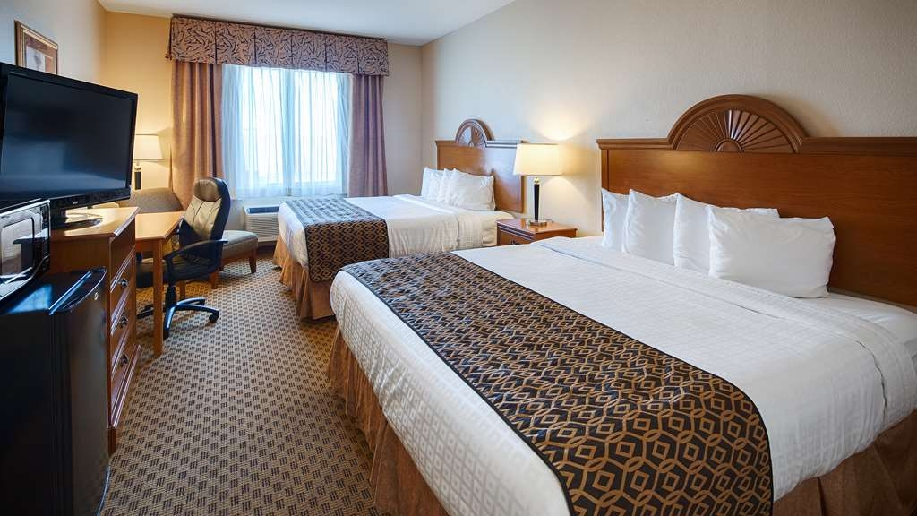 Best Western South Plains Inn & Suites - Habitaciones/Alojamientos