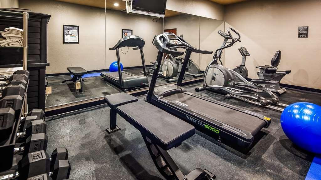 Best Western South Plains Inn & Suites - Centro benessere