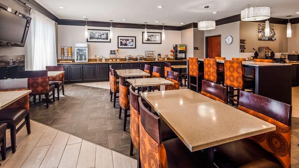 Best Western South Plains Inn & Suites - Ristorante / Strutture gastronomiche