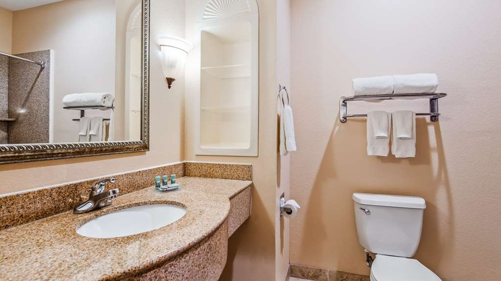 Best Western South Plains Inn & Suites - Camere / sistemazione