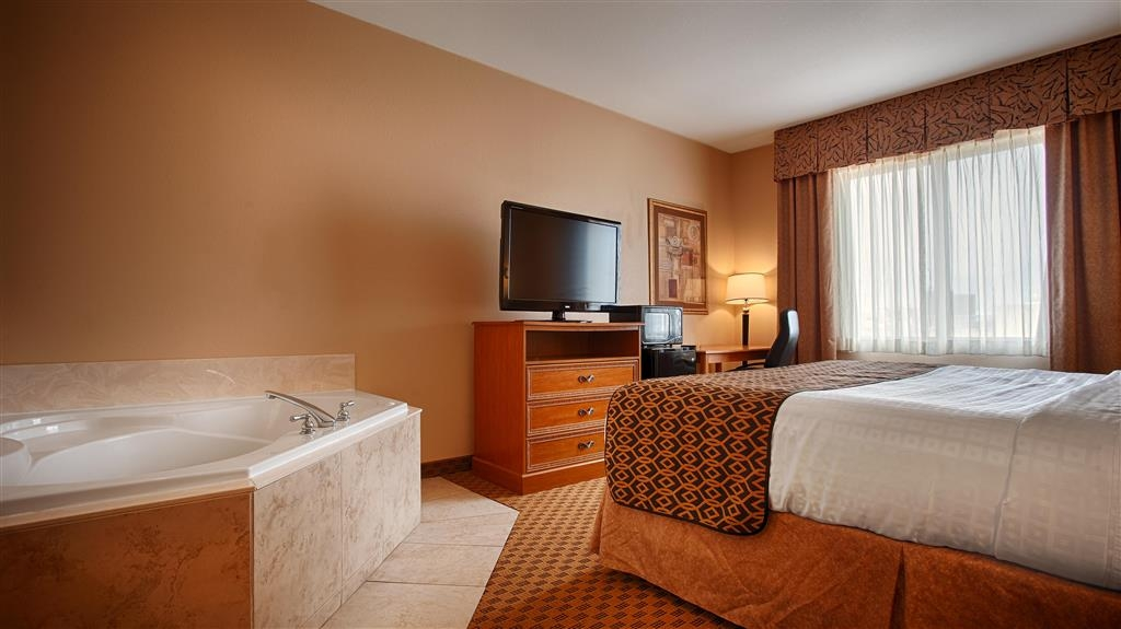 Best Western South Plains Inn & Suites - Cuarto de Huésped