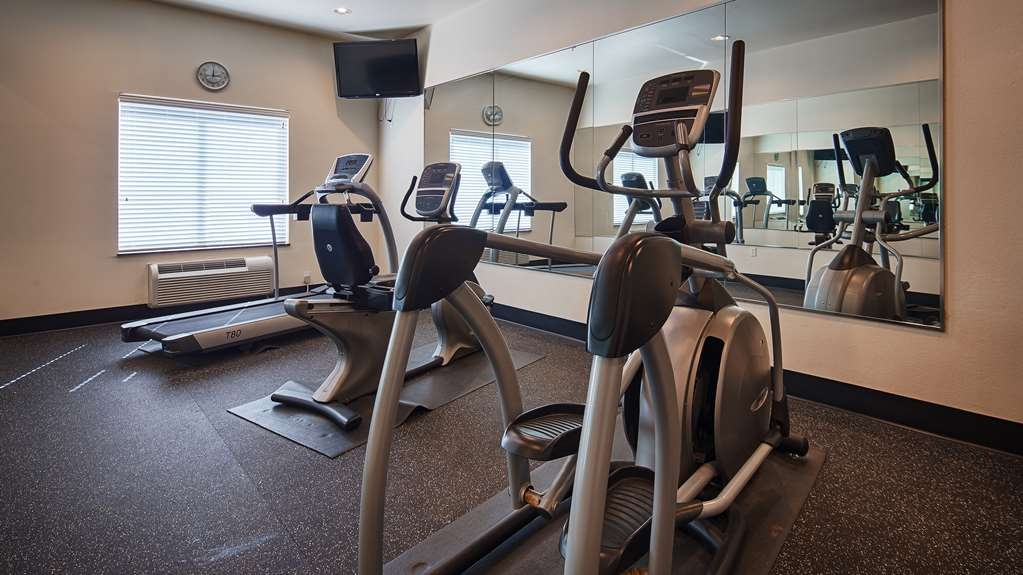 Best Western Lockhart Hotel & Suites - Club de remise en forme