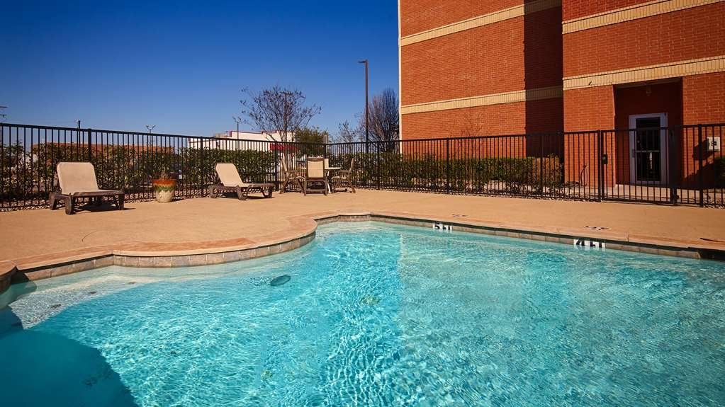 Best Western Lockhart Hotel & Suites - Piscina