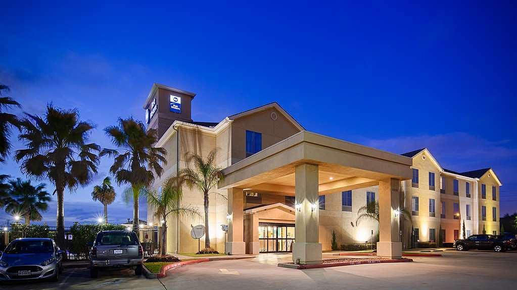 Best Western Sugarland Inn - Vista exterior
