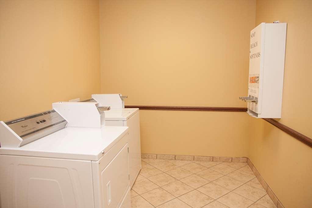 Best Western Plus Duncanville Dallas - Waschsalon für Gäste