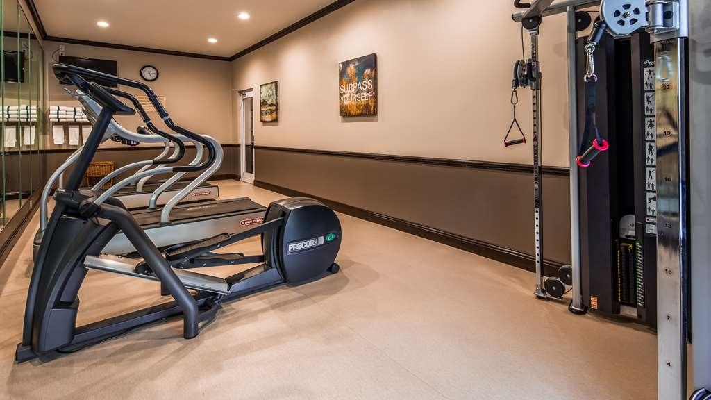 Best Western Plus Duncanville Dallas - Fitnessstudio