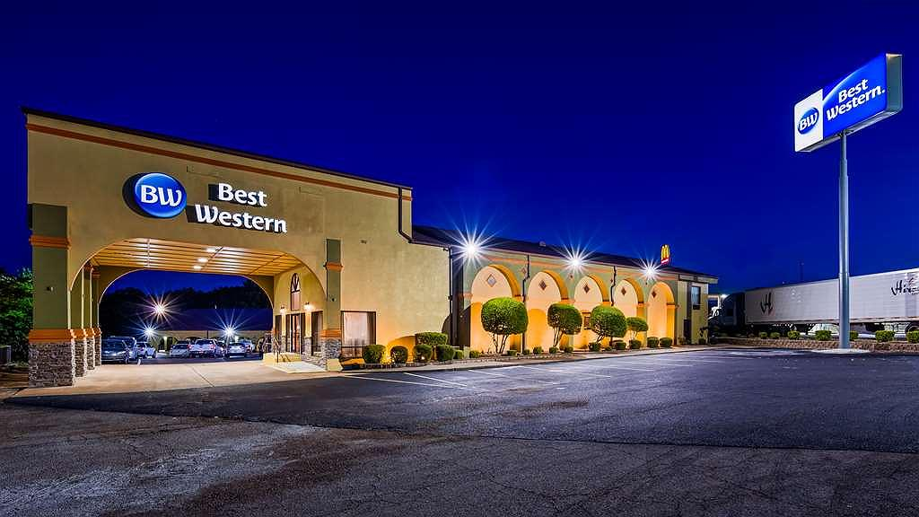 Best Western Mt. Pleasant Inn - Vue extérieure