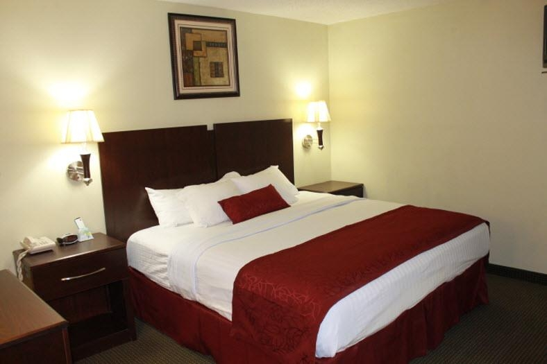 Best Western Mt. Pleasant Inn - Chambres / Logements