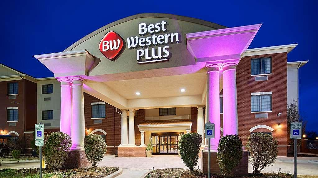 Best Western Plus Sweetwater Inn & Suites - Façade
