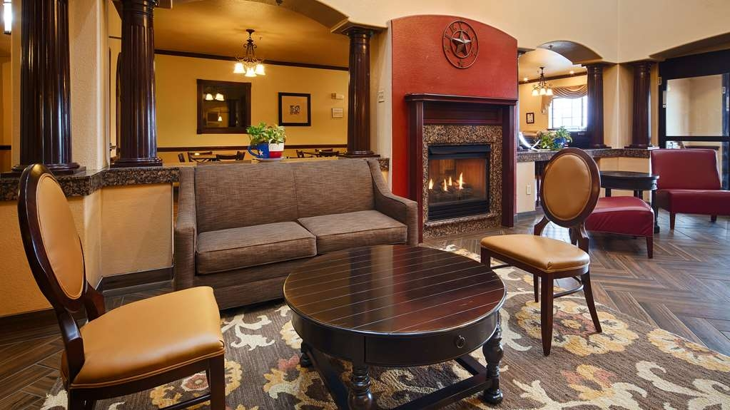 Best Western Plus Sweetwater Inn & Suites - Vue du lobby
