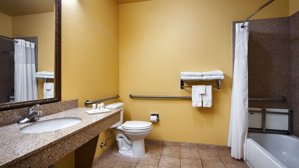 Best Western Plus Sweetwater Inn & Suites - Salle de bain