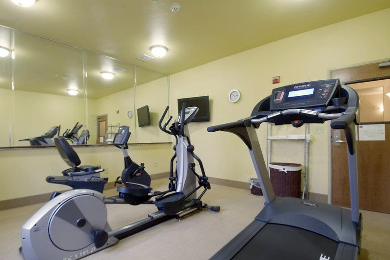 Best Western Plus Sweetwater Inn & Suites - Centre de fitness