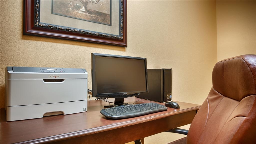 Best Western Plus Sweetwater Inn & Suites - Business Center