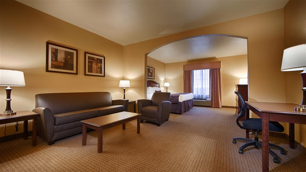 Best Western Plus Sweetwater Inn & Suites - Chambre