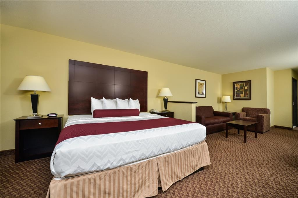 Best Western Plus Mansfield Inn & Suites - Suite