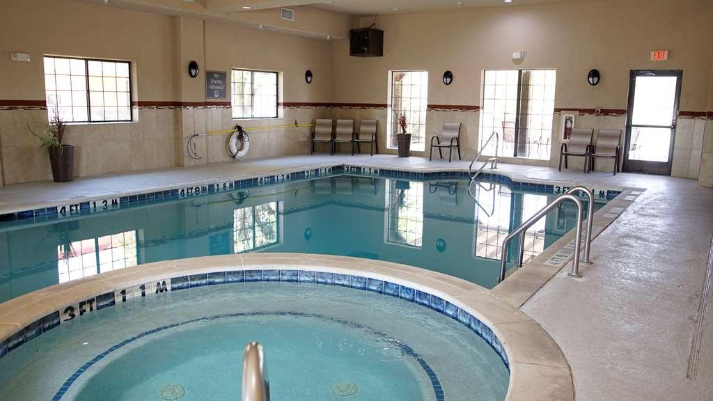 Best Western Plus Mansfield Inn & Suites - Piscina al coperto