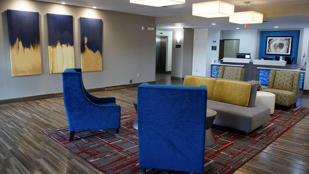 Best Western Plus Mansfield Inn & Suites - Hall