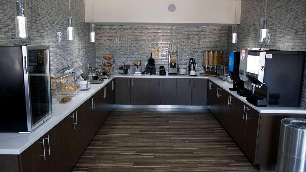 Best Western Plus Mansfield Inn & Suites - Ristorante / Strutture gastronomiche