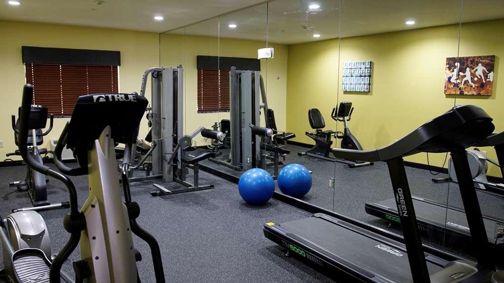 Best Western Plus Mansfield Inn & Suites - Centro benessere