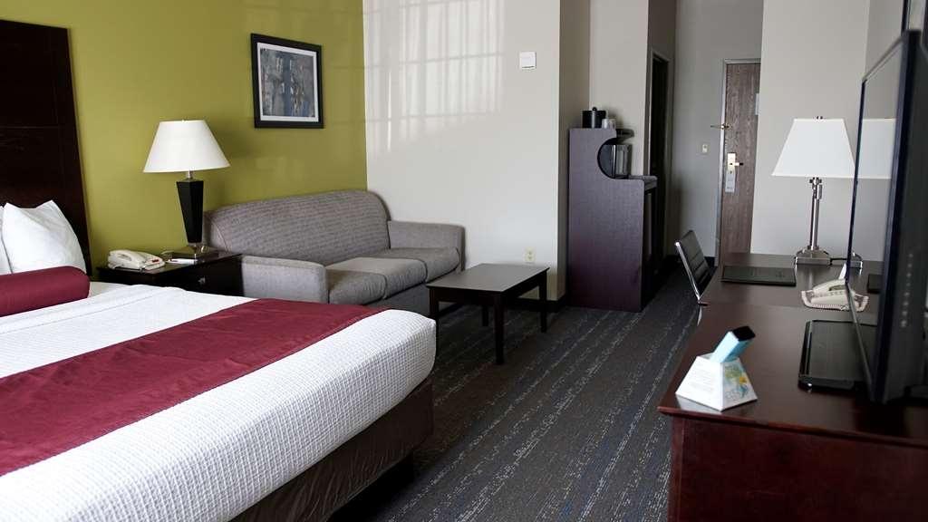 Best Western Plus Mansfield Inn & Suites - Camere / sistemazione