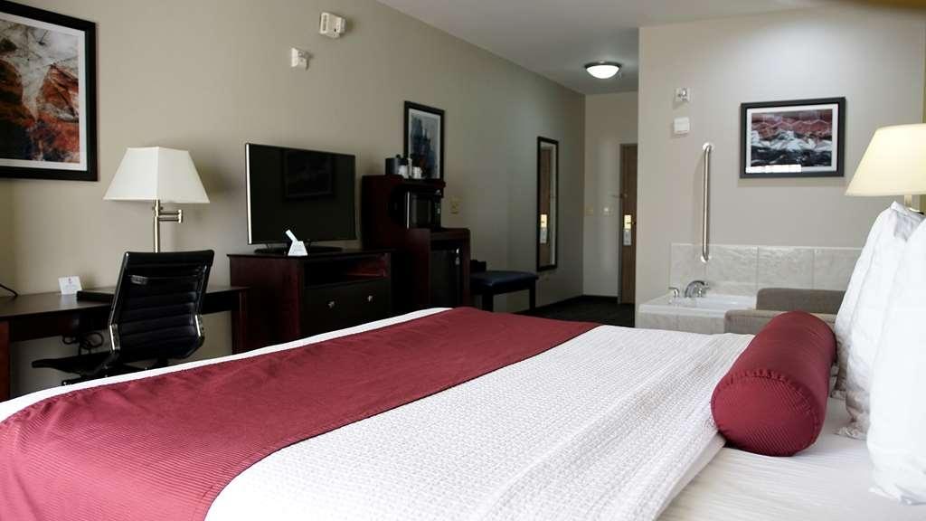 Best Western Plus Mansfield Inn & Suites - Suite con idromassaggio