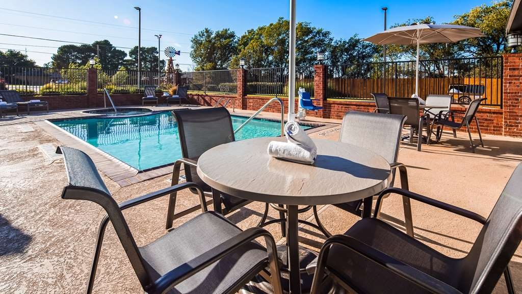 Best Western Littlefield Inn & Suites - Piscina