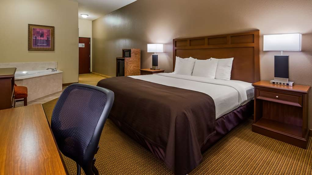 Best Western Littlefield Inn & Suites - Camere / sistemazione