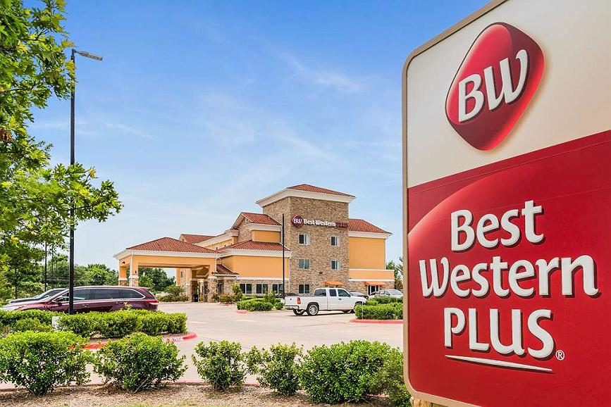 Best Western Plus Wylie Inn - Vista exterior