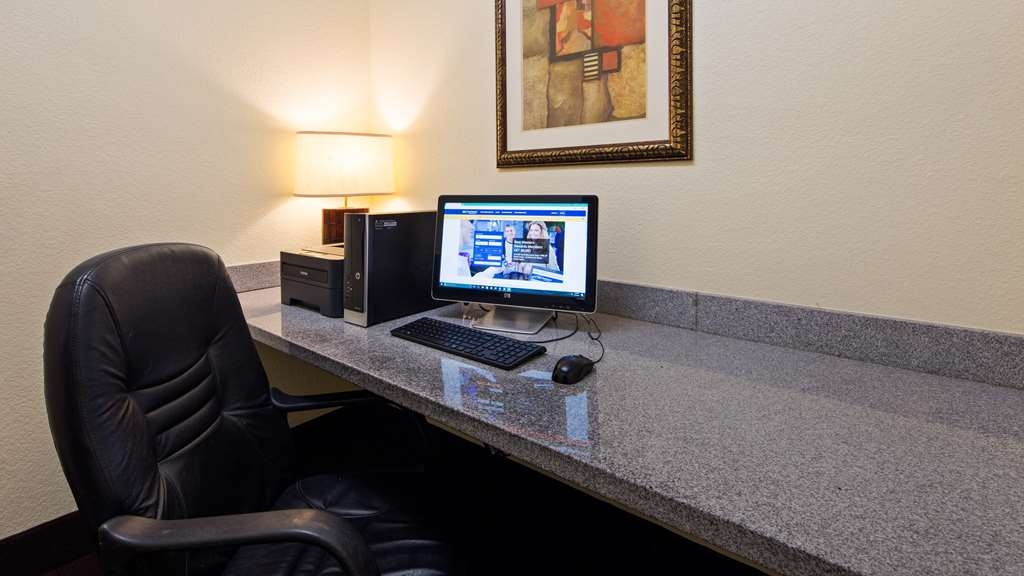Best Western Palace Inn & Suites - centre des affaires
