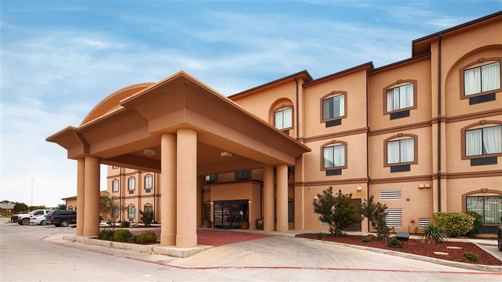 Best Western Palace Inn & Suites - Vista Exterior