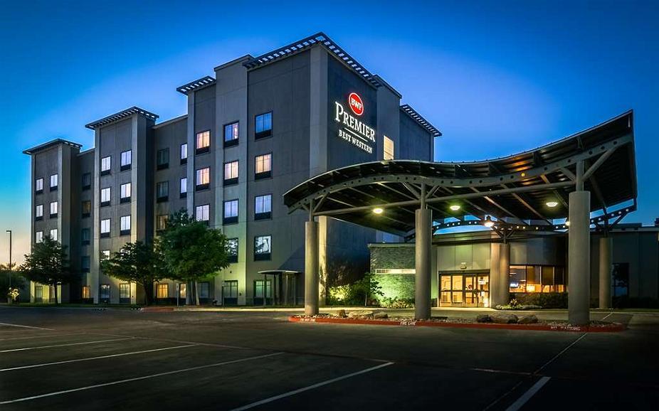 Best Western Premier Bryan College Station - Vista exterior