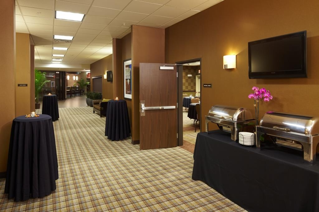Best Western Premier Bryan College Station - Sala meeting