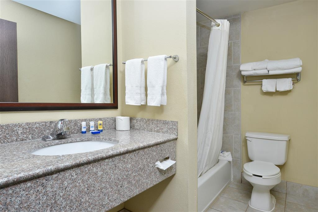 Best Western Plus Burleson Inn & Suites - We take pride in making everything spotless for your arrival.
