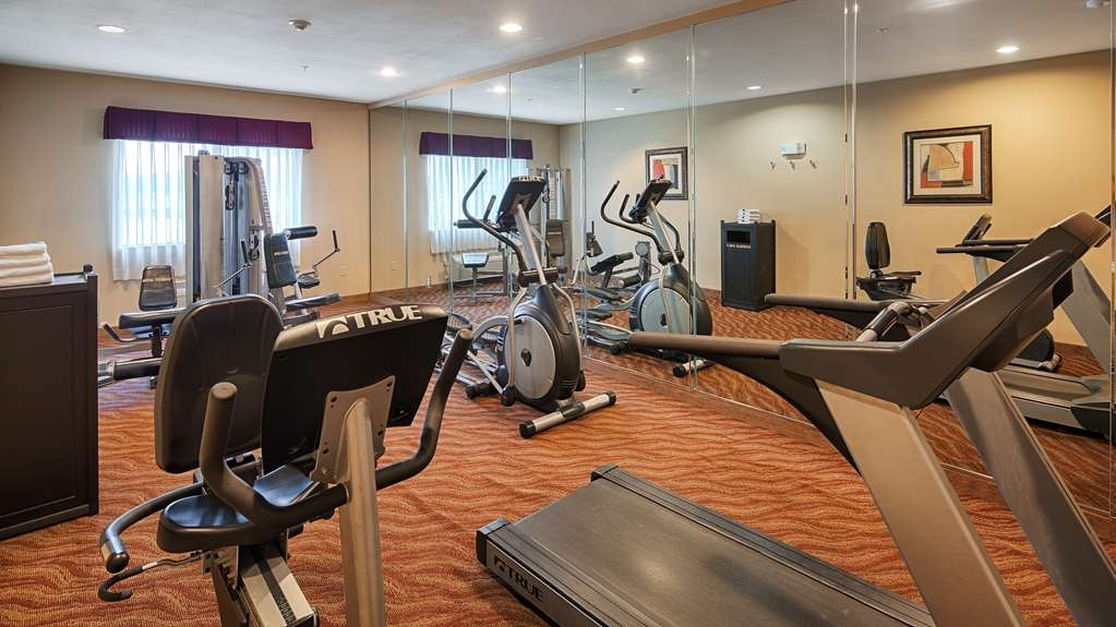 Best Western Plus Burleson Inn & Suites - There is no need to take a break from your regular fitness routine during your stay with us.