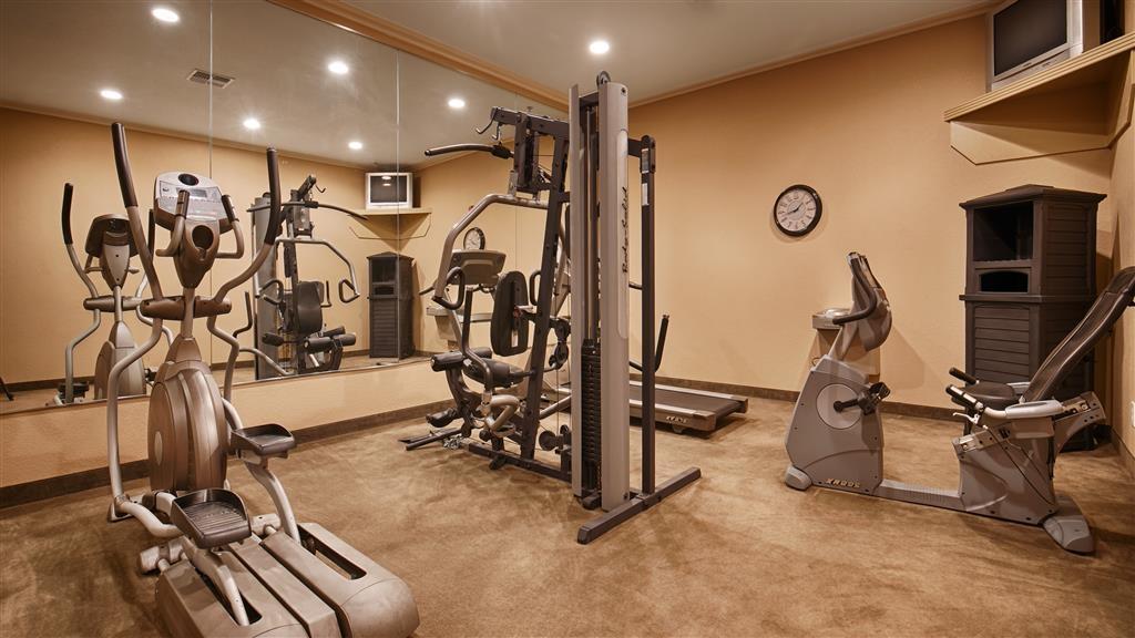 Best Western Hebbronville Inn - Centre de fitness
