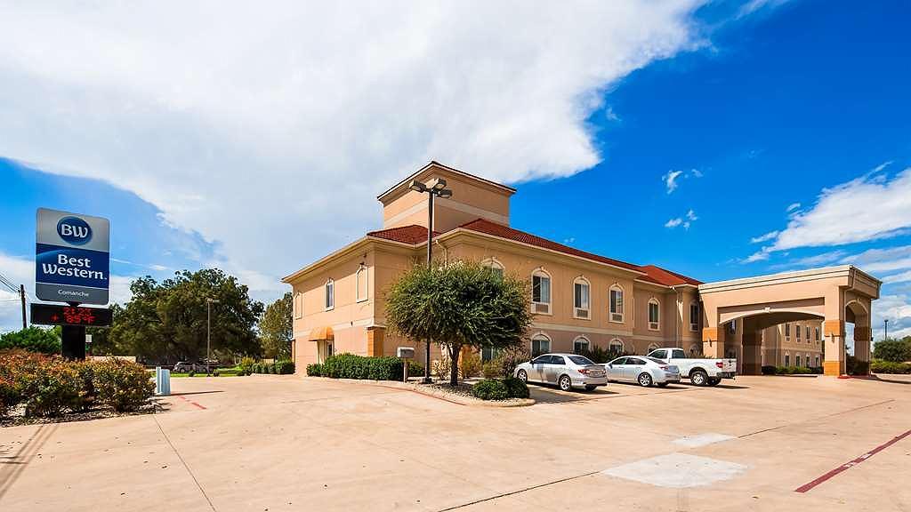 Best Western Comanche Inn - Vista exterior