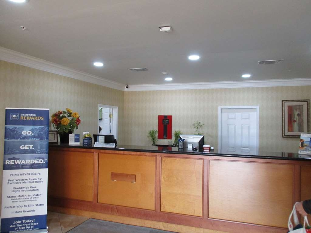 Best Western Comanche Inn - Vue du lobby