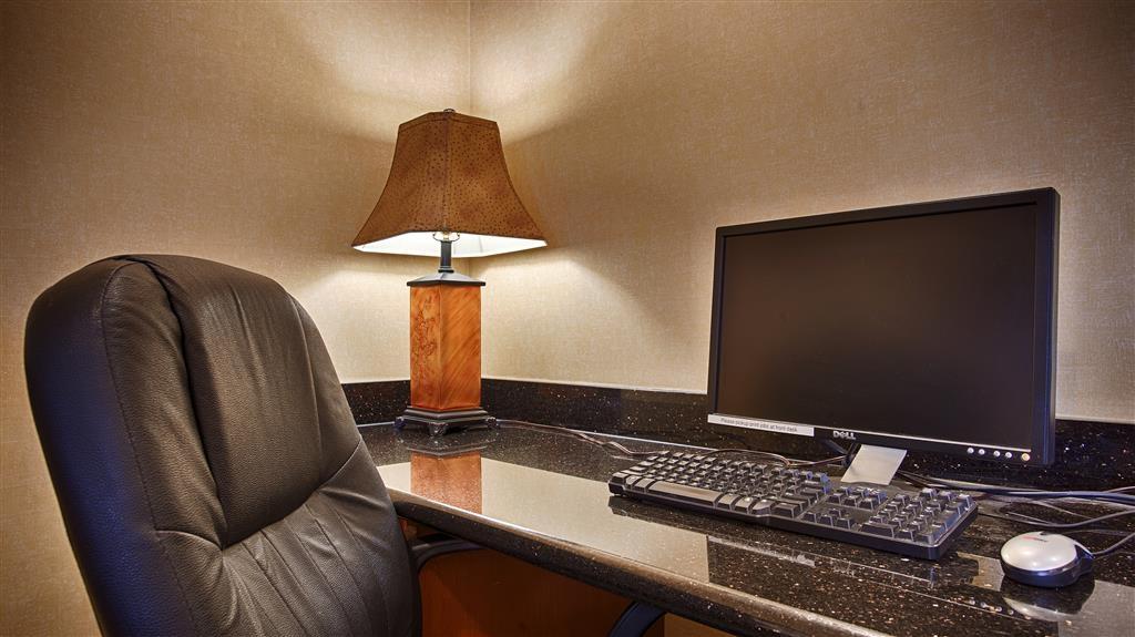 Best Western Comanche Inn - Vista esterna
