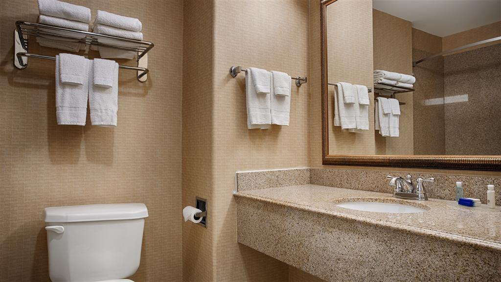 Best Western Comanche Inn - Cuarto de baño de clientes