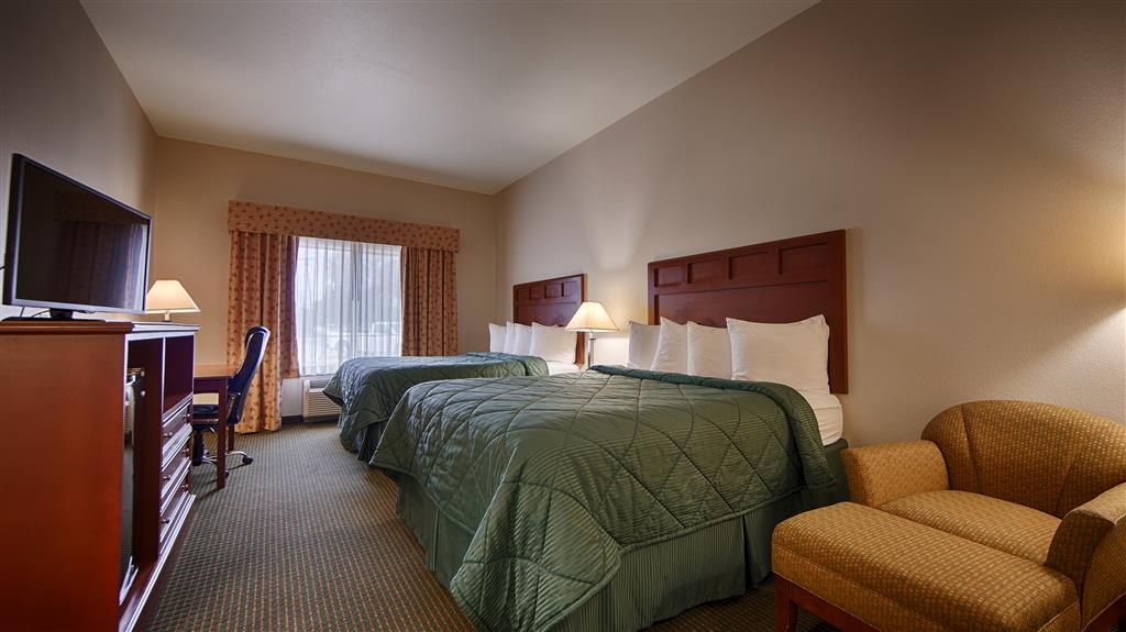 Best Western Comanche Inn - Two Queen Guest Room