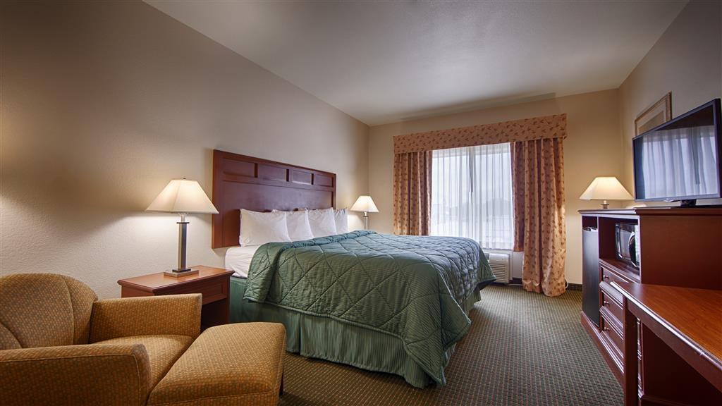 Best Western Comanche Inn - Chambre